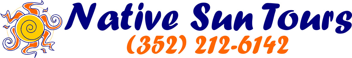 Native Sun Tours - Logo & Phone Number